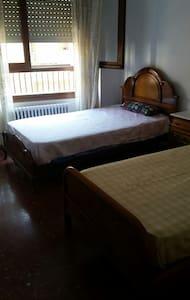 Habitación para feria de albacete - Albacete - Wohnung