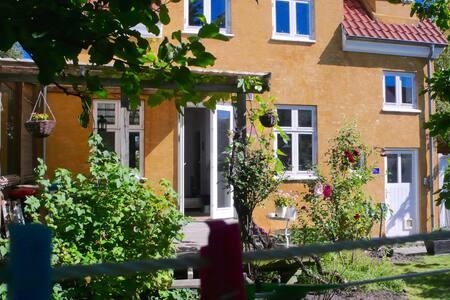 Historic house - magic garden