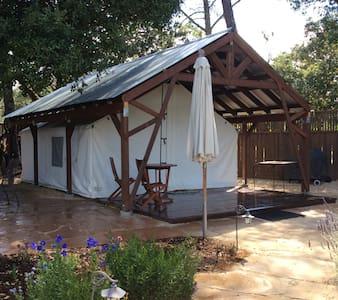Napa Valley Safari Tent - Private