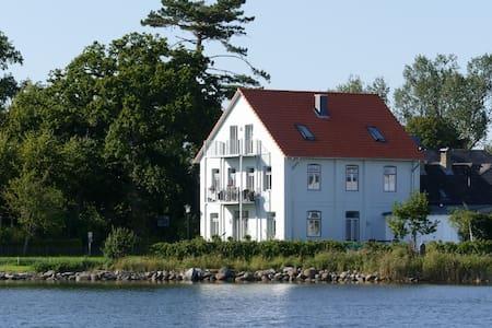 Kapteins-Hus in Arnis an der Schlei - Leilighet
