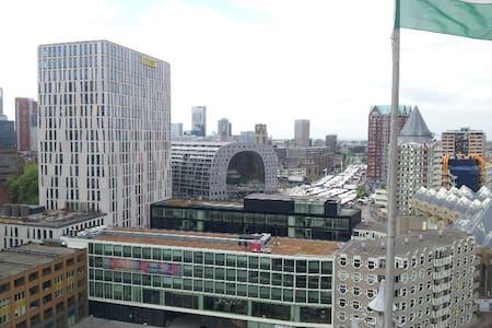 Apartment in centre of Rotterdam. - Rotterdam - Apartment