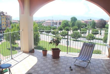 Trilocale con terrazzo centro Leinì - Leinì - To - Lägenhet