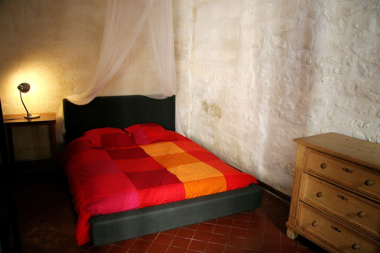 Quiet Apartment inside the Walls