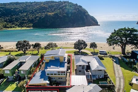 Absolute Beachfront Holiday Unit! - Waiwera