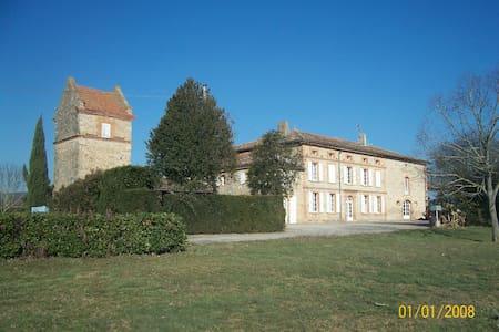 Gite en pleine nature Toulouse - Haus
