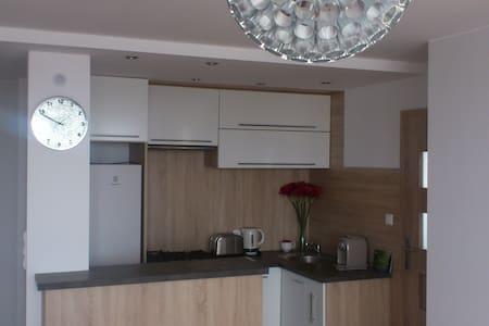Panoramiczny apartament Kaskada