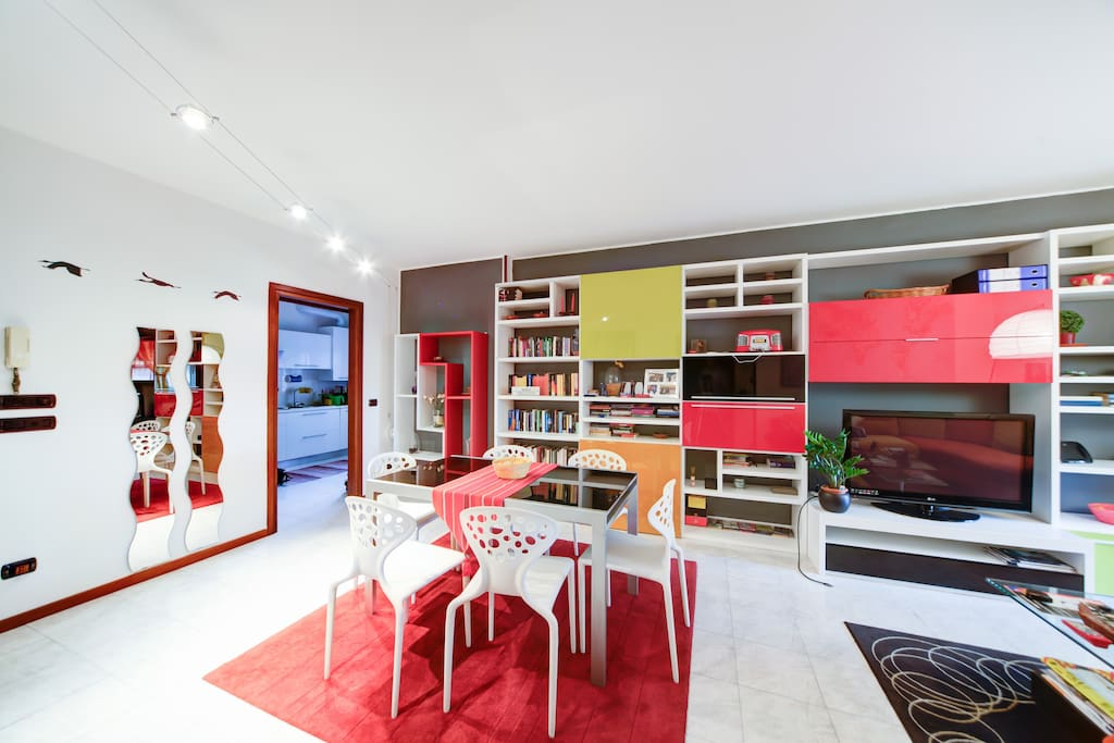 Nice flat in Verona for 1or2