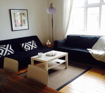 Cozy,sunny appartment in Copenhagen
