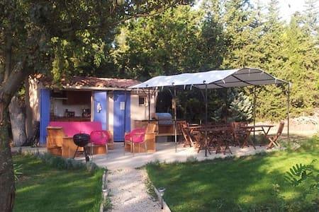 Lavendel Familiekamer - Mazan - Bed & Breakfast