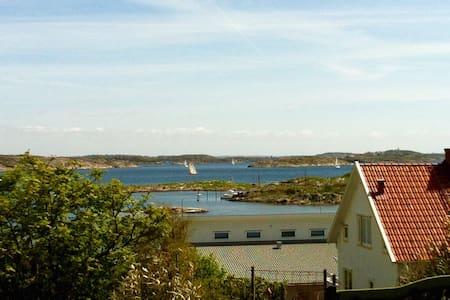 Havsutsikt på Hälsö, Gbgs skärgård - Öckerö - Haus