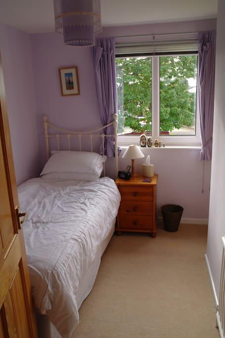 Single room in Devon, near Exeter