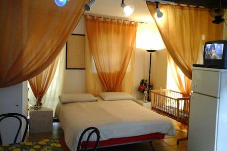 Romantic studio Lago Maggiore - Apartemen
