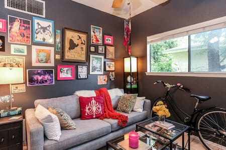 Cozy Abode in Heart of Austin