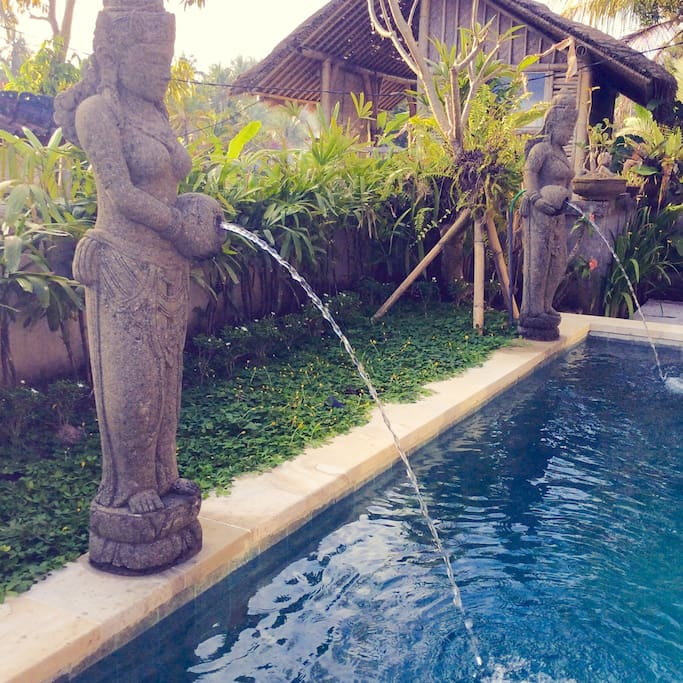Ubud tranquil & cozy private villa