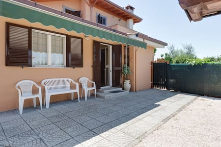 """A due passi"" - Apartment near Rome - House"