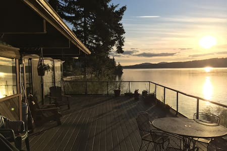 Forest Lane Cottage on Rich Passage - Port Orchard - Talo