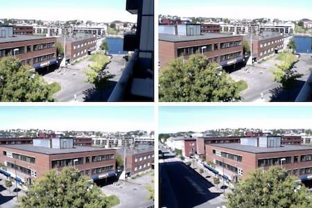 City sentrum - Kristiansand - Pis