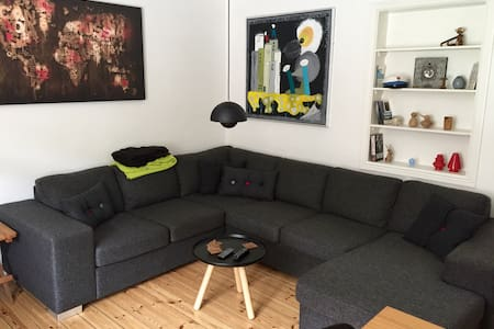 Nice and cozy 55m2 apartment in Cph