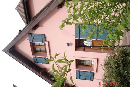 Une maison au calme - Husseren-Wesserling - Dom