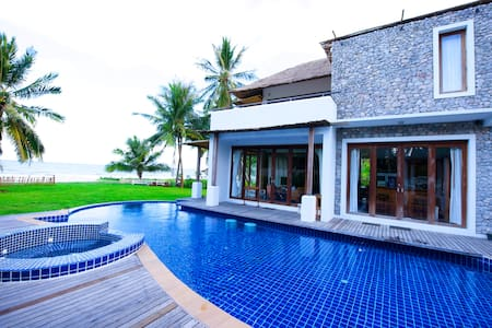 Beach Front Pool Villa For 2 - 8 p~ - Villa