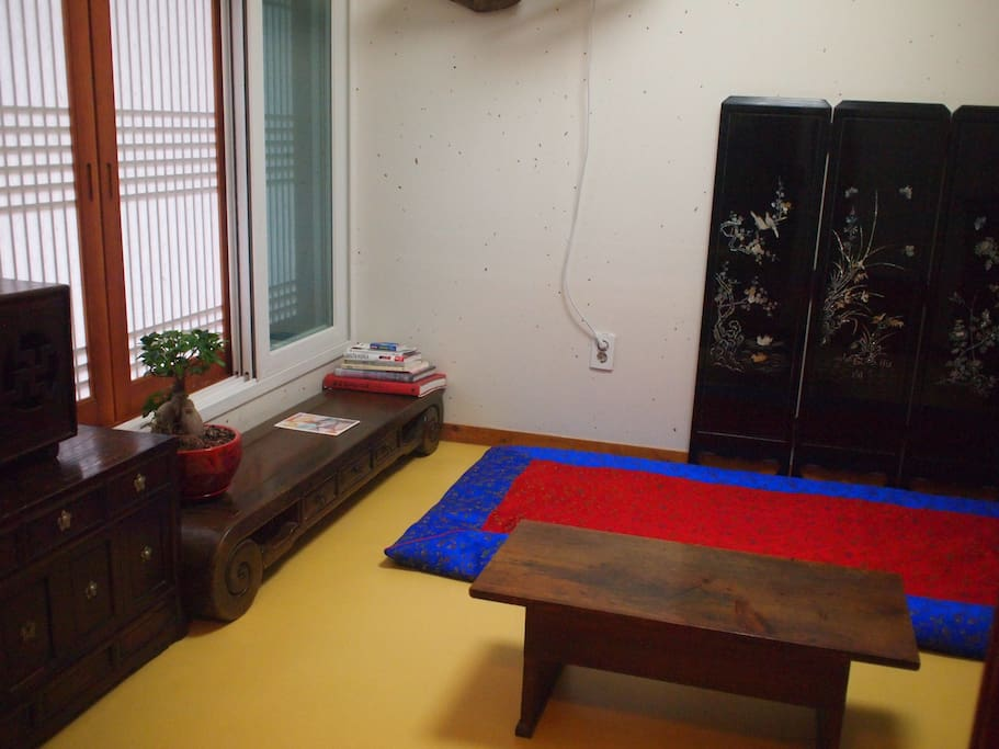 Korean Style Family Room, RA+RB