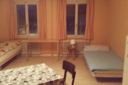 Ruhig gelegene Zimmer - Haus