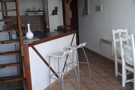 Appartement dans résidence - Meschers-sur-Gironde