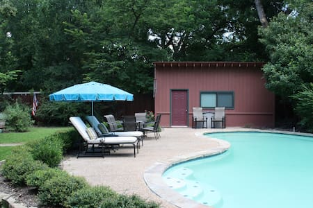 Secluded Treasure in Heart of City - Dallas - Apartment
