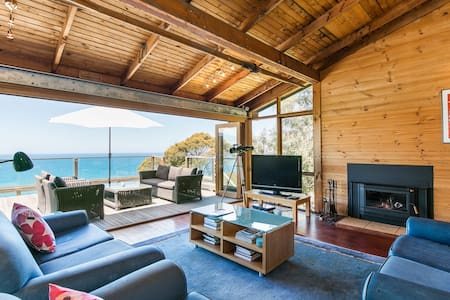 Arguably the best views in Wye River - House