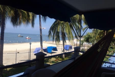 Frente al mar Descanso garantizado! - Santa Marta - Mökki