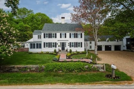 Marsh's Edge - Historic Estate - Casa