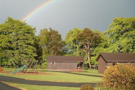 Avon Glen chalet Linlithgow/Falkirk - Chalé