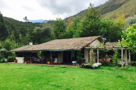 Farm house outside Ibarra, Ecuador - Ibarra - House