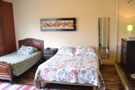 Cute EnSuite room near LIMA AIRPORT - Lima