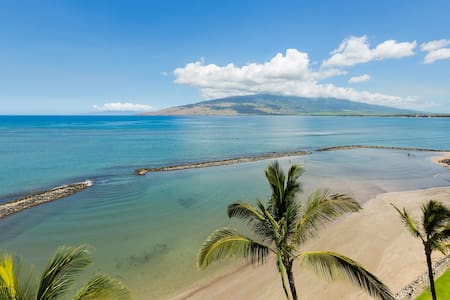 Spectacular Ocean Front location!   - Kihei - Condomínio