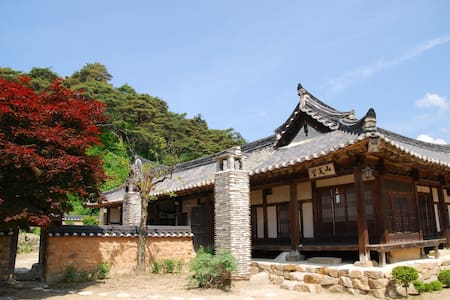 Seong-am noble House ; sancheonsil - Chunyang-myeon, Bonghwa-gun - Bed & Breakfast