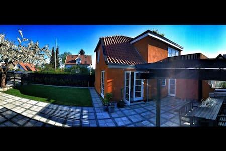 Lovely renovated home near Cph