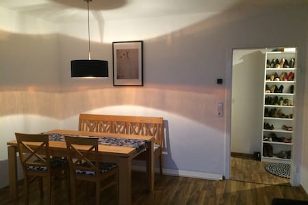 Comfy apartment with a bus station right outside - Bamberg - Wohnung