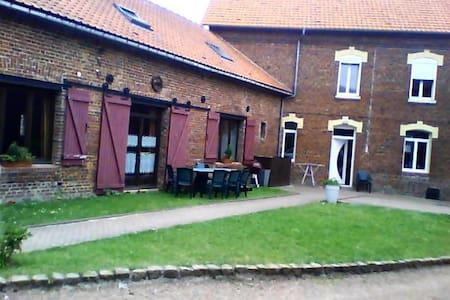holidayhousecambrai - Villers-Guislain - House
