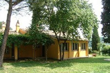 Casa immersa nel verde - Civitanova Marche - Casa