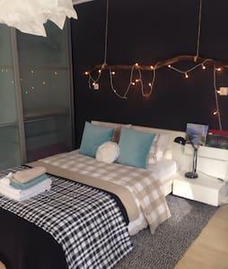 Cosy room in Petite Suisse - Faház