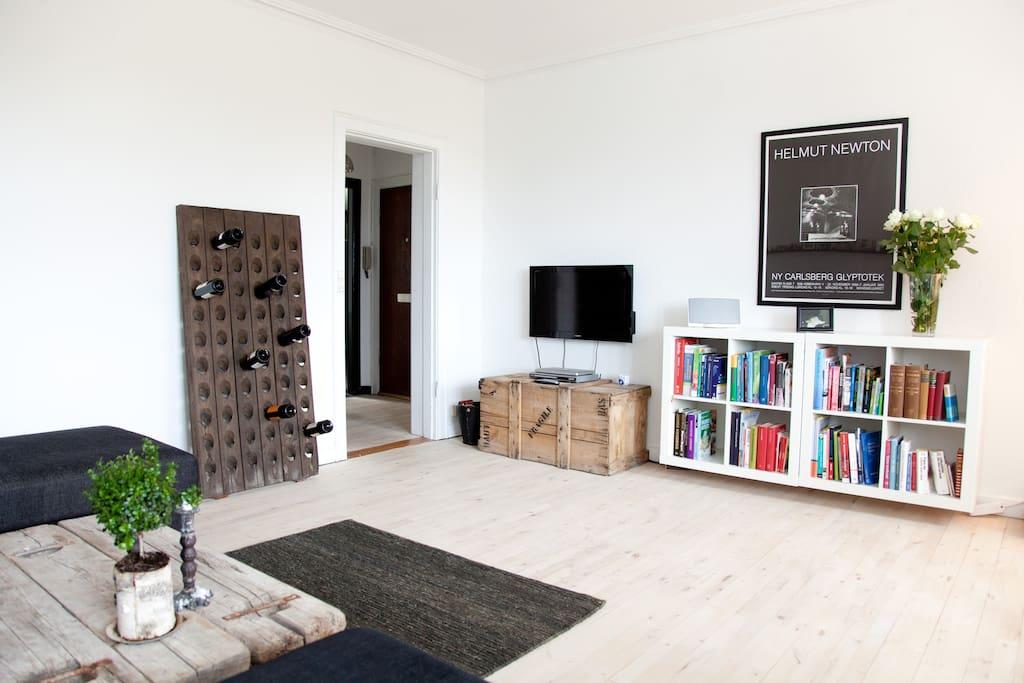Beautiful Copenhagen apartment!