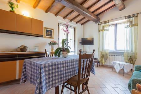 La Rimbecca Apartments - lisciano niccone - Apartment