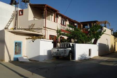 B&B Villa Eleftheria, sleeping room - Vagionia