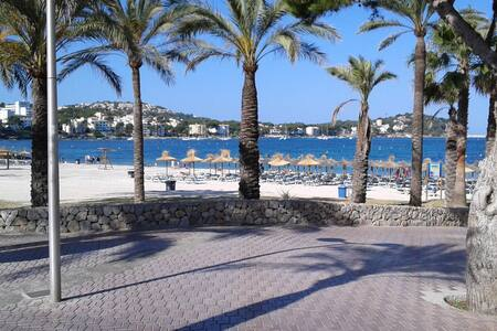 Apartment in first line to beach - Rotes Velles - Apartmen