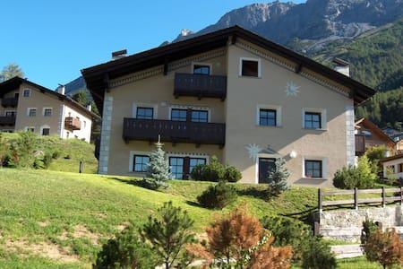 Magnifica Mansarda Bormio - Apartment