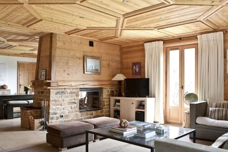 EDELWEISS - Superb apartment for 6 p. located in the heart of Argentiere - ARGENTIÈRE