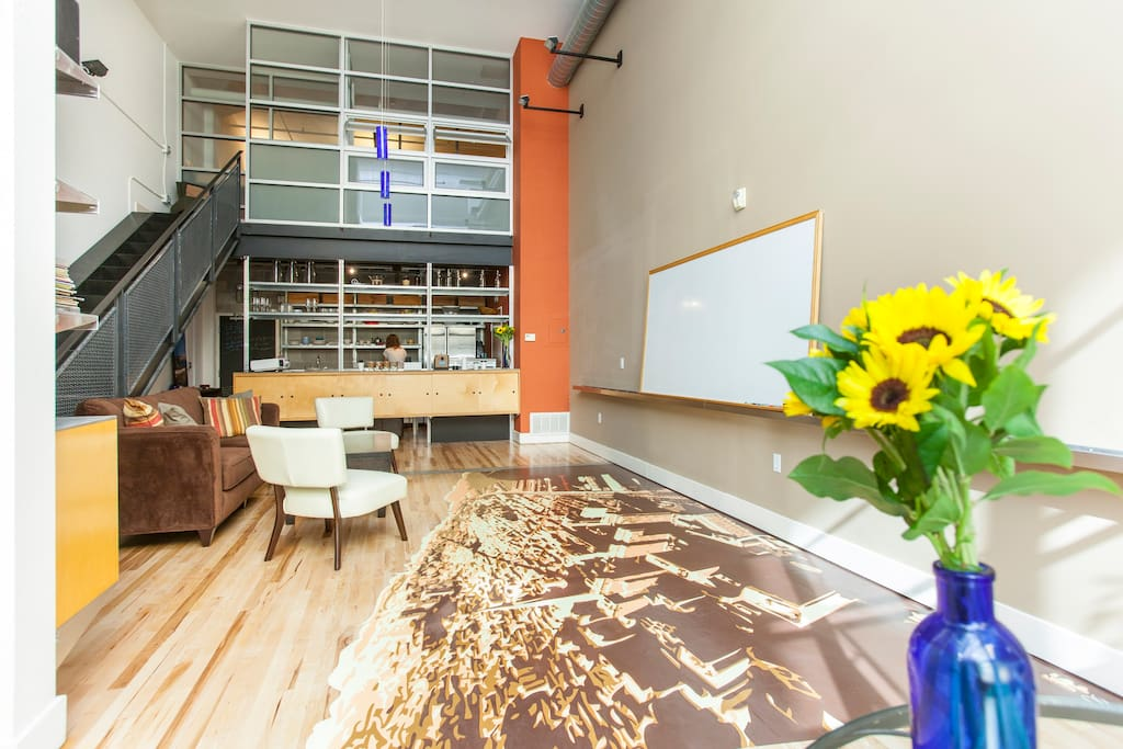 Great space for meetings
