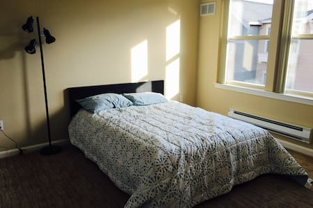 Great location! 1 bdrm private apartment Palo Alto - Lakás