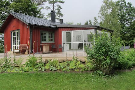 Sommarstuga i Håralt, Simlångsdalen - Cottage